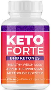 Keto Forte BHB Ketones - recensioner - resultat - köpa