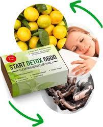 Start Detox 5600 - test – kräm – funkar det