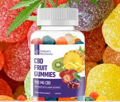 Sarah's blessing cbd fruit gummies - Amazon - recensioner - resultat
