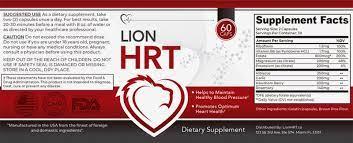 Lion HRT - biverkningar - review - innehåll - fungerar