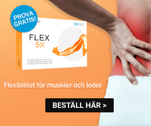 Flex5x - någon som provat - test - omdöme - resultat